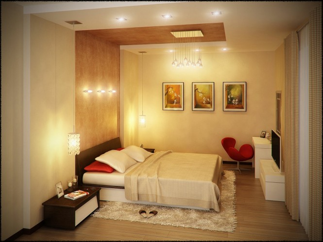 The Most Amazing Modern Bedroom Designs ~ Curtains Design