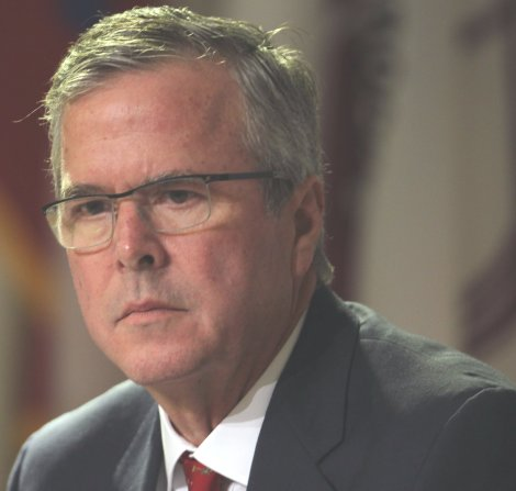 Jeb Bush is a sleazy politician.