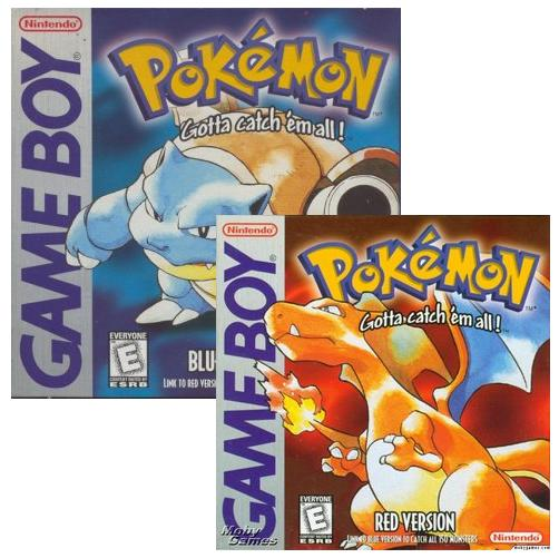 pokemon red and blue Games That Have a Special Place in your Heart