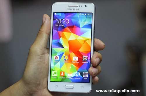 Samsung Galaxy Grand Prime.  Foto dari www.tokopedia.com