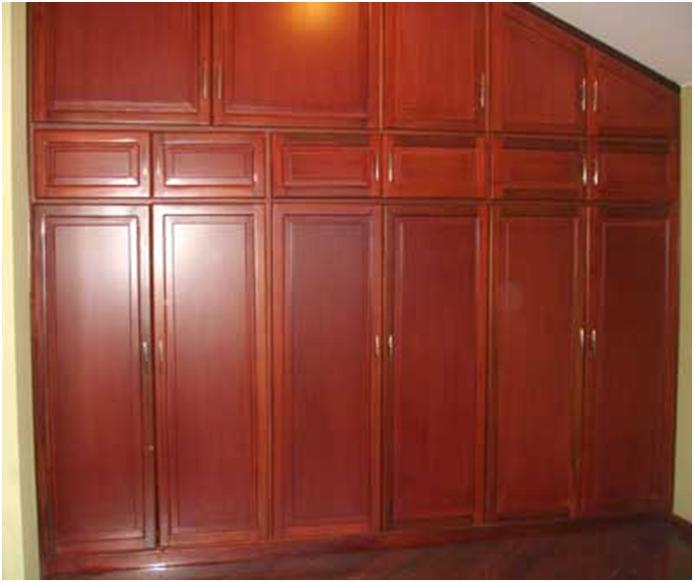 Cyc integrales cocinas closets muebles para ba o y todo for Closet de cuartos en madera