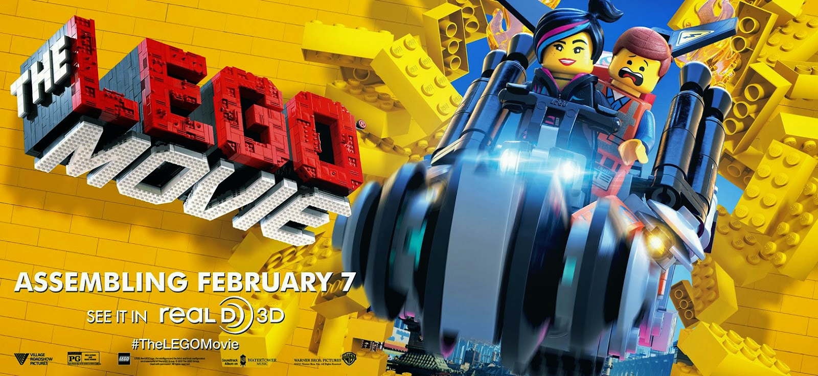Lego Movie 2014 Lego Heroes HD Wallpaper