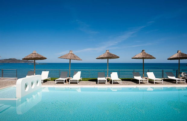 Wunderkammer ammos hotel urlaub in kreta for Design hotel crete