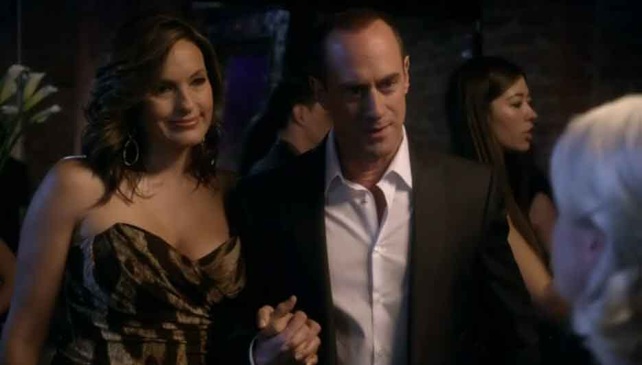 did elliot stabler and olivia benson ever hook up Don't we all wish that we were a gorgeous badass like lieutenant olivia benson on ever, no, her partner elliot stabler up for our celebrity & entertainment.