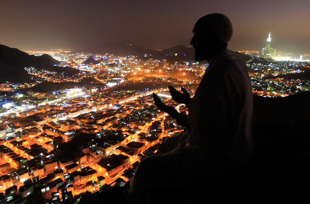 Gambar-gambar suasana Haji di Mekah 2011