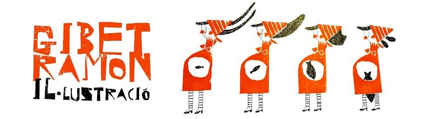 Gibet Ramon · il·lustració i imatge gràfica