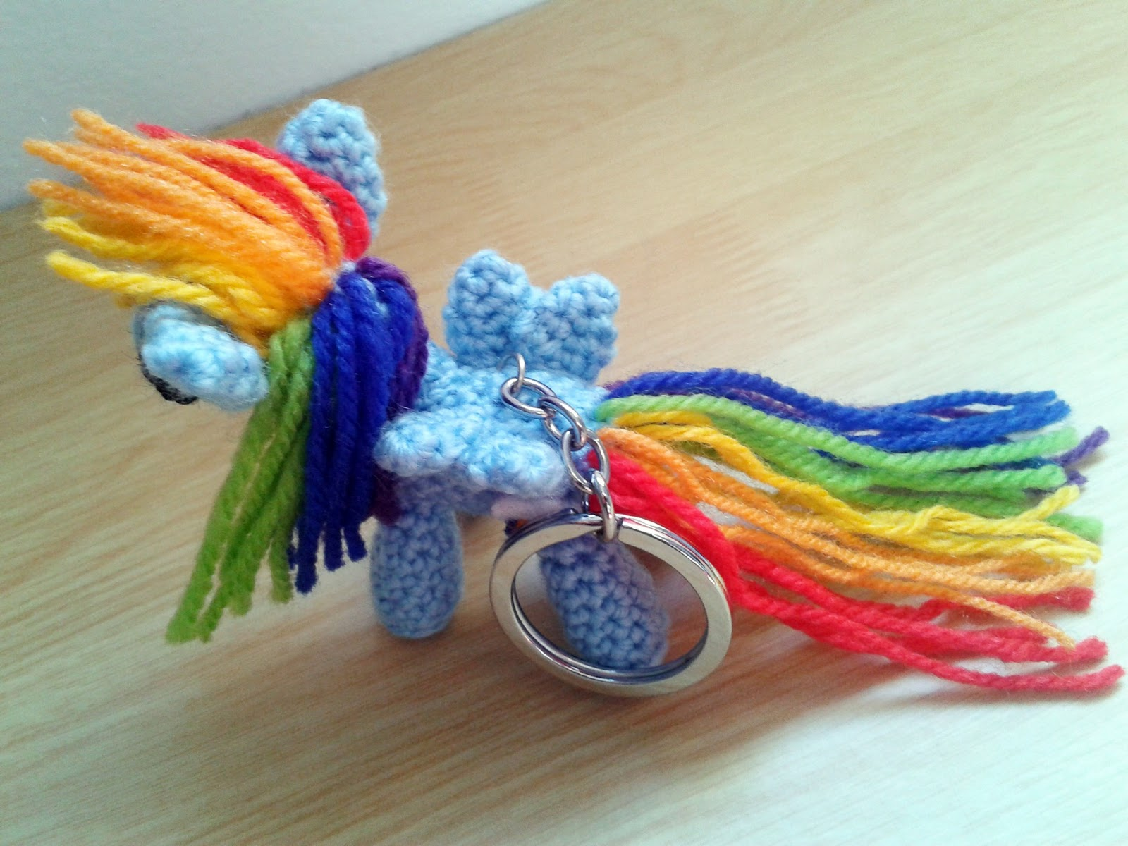 Semillas de bonsai: Llavero my little pony
