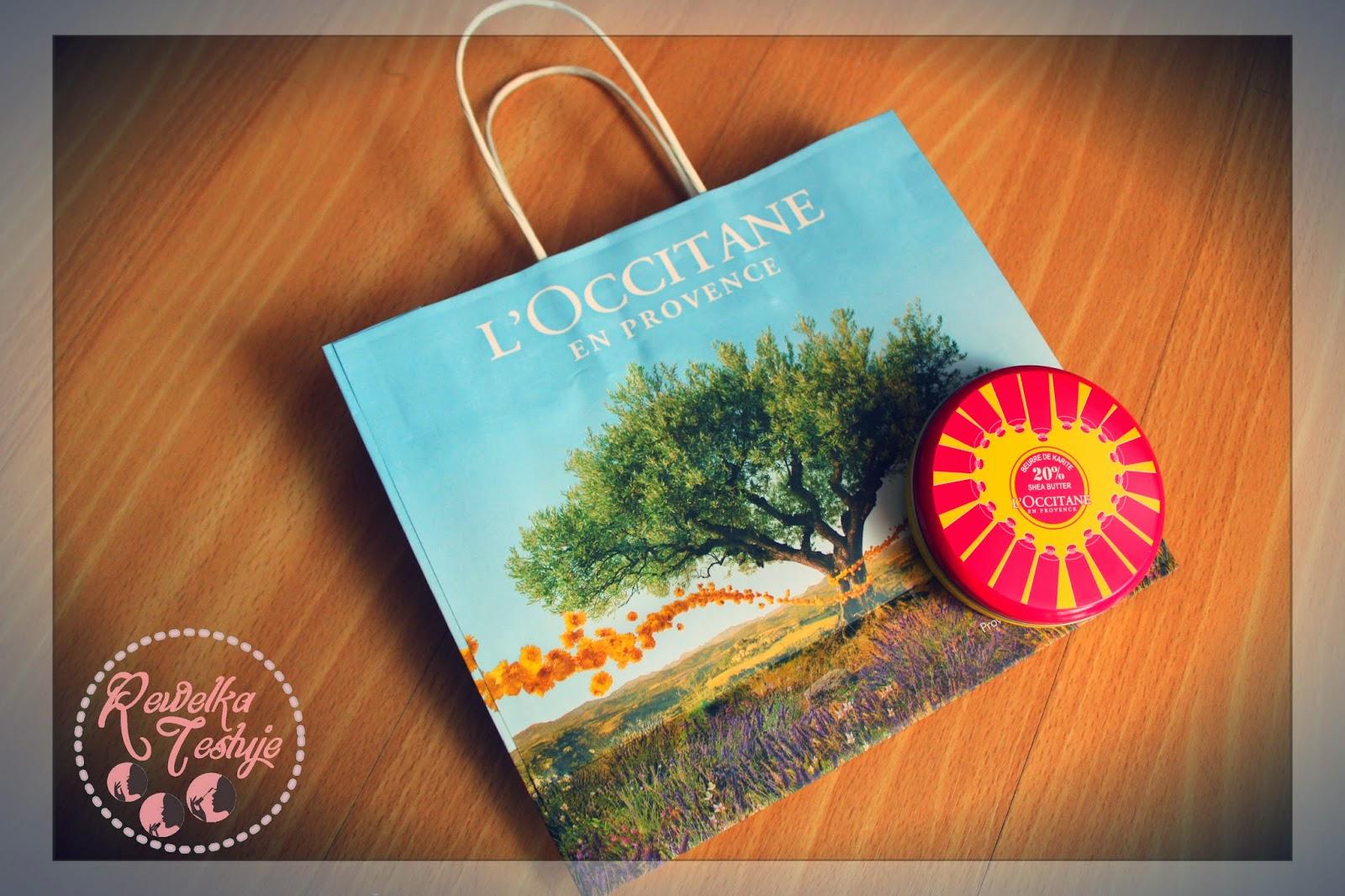 Prezent od L'Occitane - kremy do rąk z masłem shea  - Też mogą być Twoje!