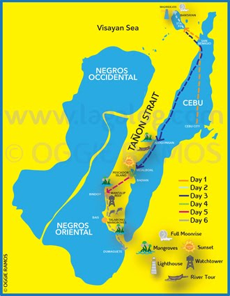 Tañon Strait Safari 2015