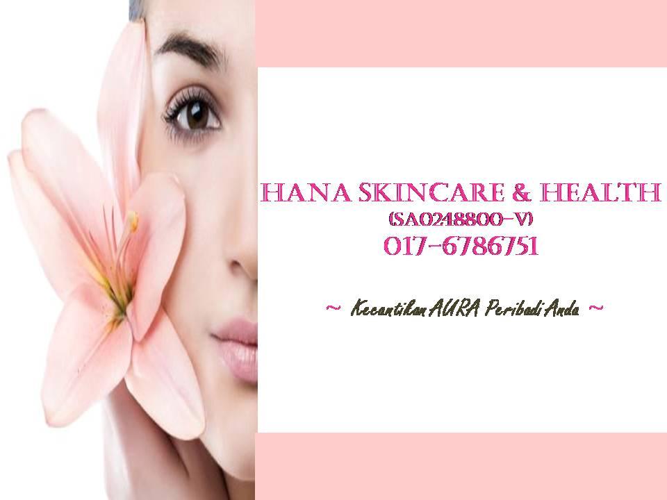 HANA SKINCARE & HEALTH (SA0248800-V)