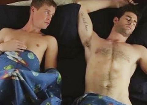 Hombre heterosexual y VIH