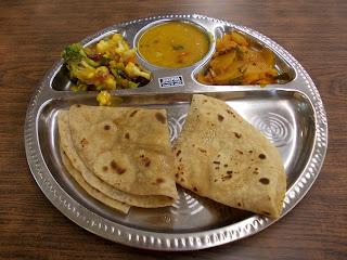 Chappati Set, S$ 3.60