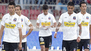 Deportes Antofagasta Colo Colo 11/08/2013