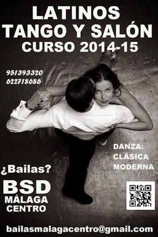 NUEVO CURSO 2014-15 EN BSD MÁLAGA CENTRO.