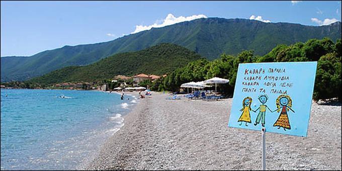 Πανέμορφες παραλίες σας περιμένουν να χαρείτε την καθαρή θάλασσα στα Πούλιθρα