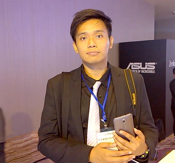 GP Padit, Asus Philippines