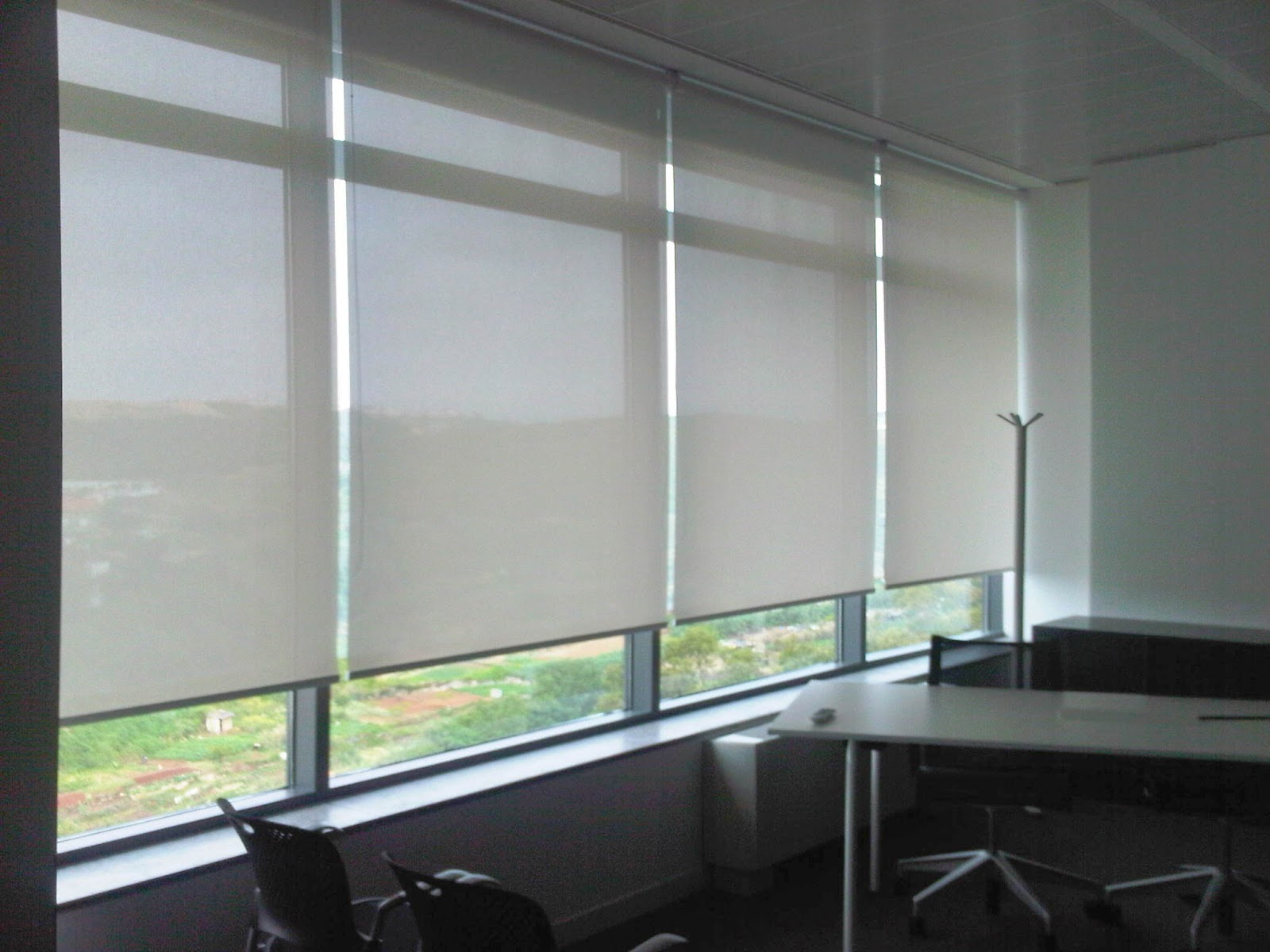 Jnvieira estores projectos interiores maio 2012 - Estores de screen ...