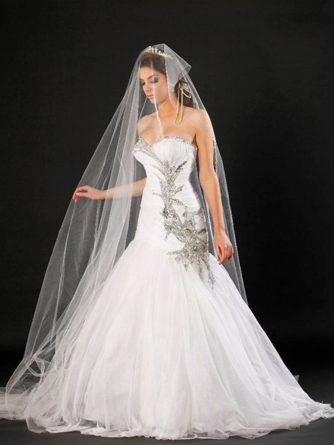 robes de mariage tunisie 2015