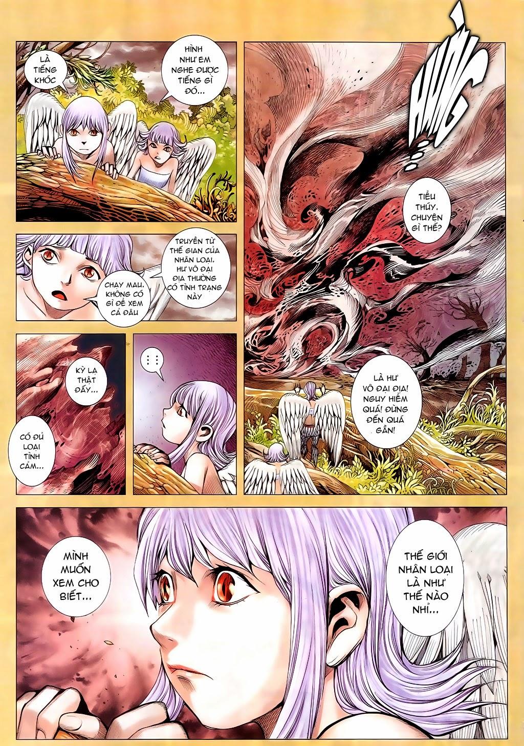 Phong Thần Ký Chap 171 - Trang 7