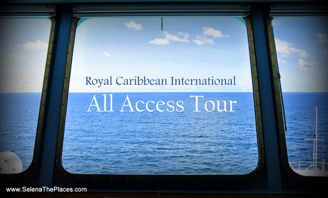 Royal Caribbean All Access Tour