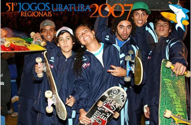 #JOGOSREGIONAIS #2007 #UBATUBA