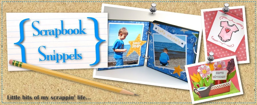 CTMH | Scrapbook Snippets