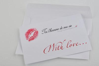 lettre d amour pour mon homme
