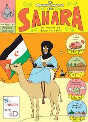 A História do Sahara Ocidental em menos de 3000 Palavras