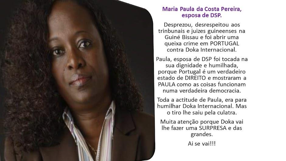 Doka Internacional-  O DENÚNCIANTE  deniferreira2009@gmail.com