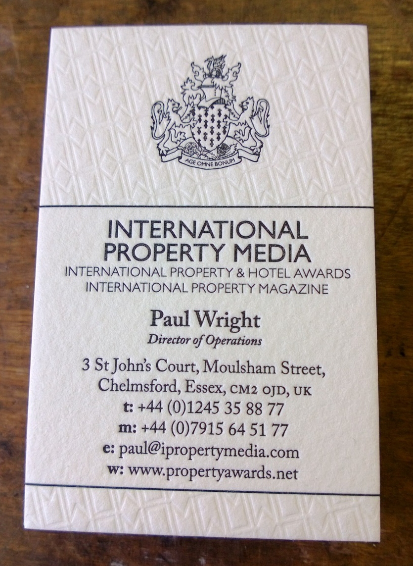 International property magazine - International Property