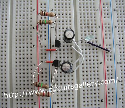 Op-amp Multivibrator - MP Study