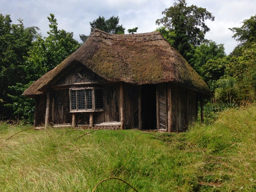 Killerton Bear Hut