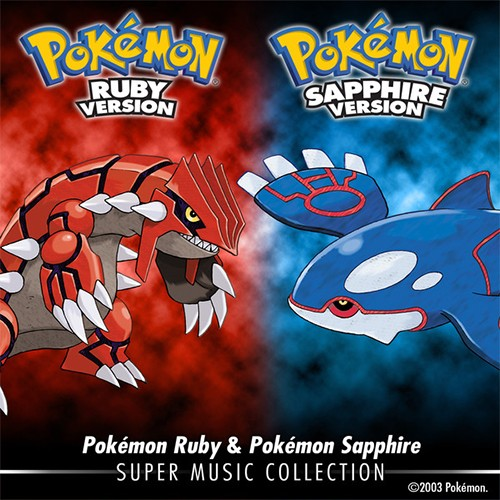 Pokémon Ruby & Sapphire: Super Music Collection (Descarga)