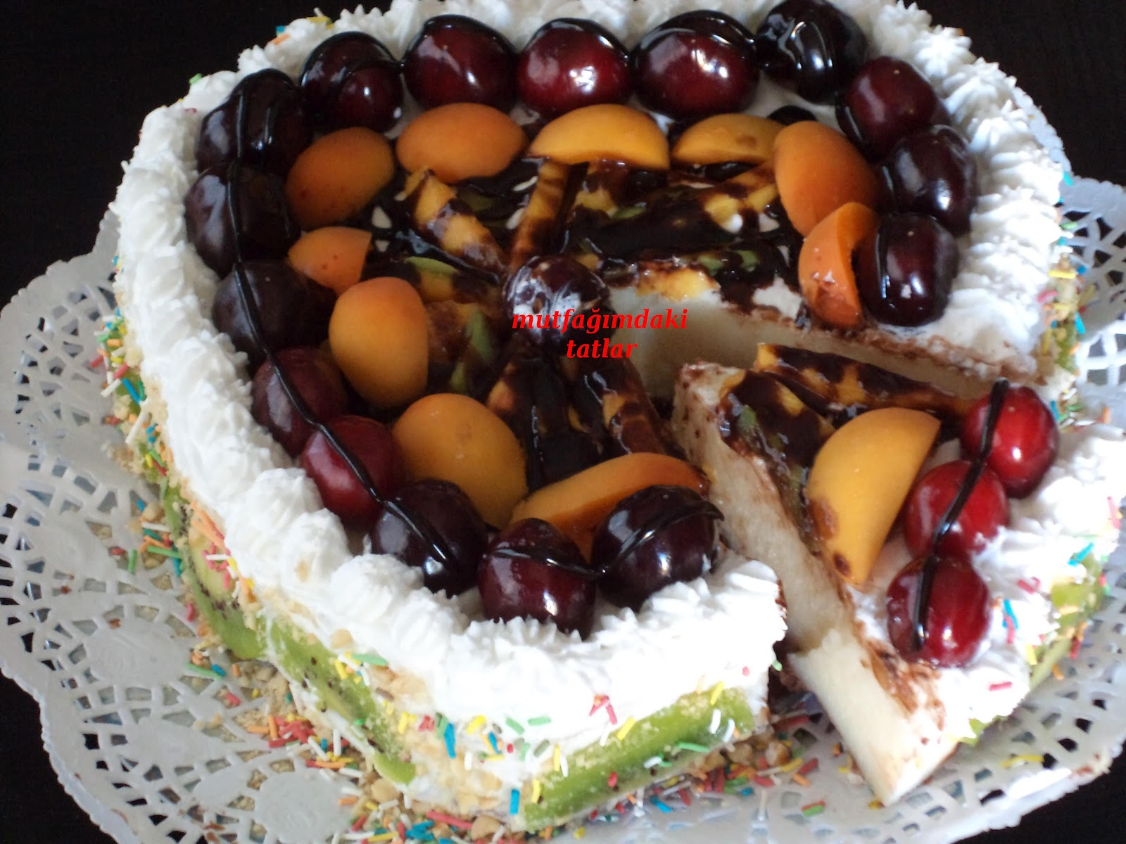 Balköpüğü Pastası Videosu