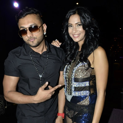 Honey Singh Son Family - yo yo honey singh