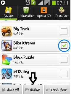 Cara Mengirim Aplikasi Melalui Bluetooth Pada Android