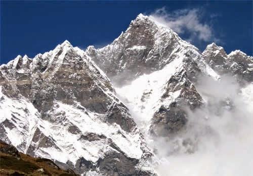 Lhotse 8501m (27920ft) Nepal