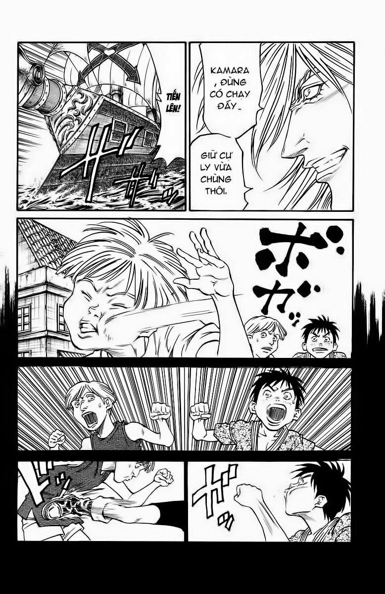 Vua Trên Biển – Coco Full Ahead chap 231 Trang 5 - Mangak.info
