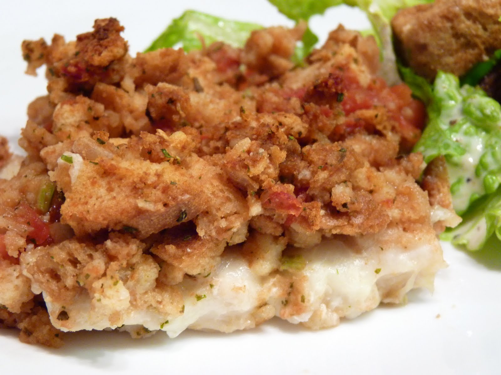 Bruschetta Chicken Bake Recipe — Dishmaps