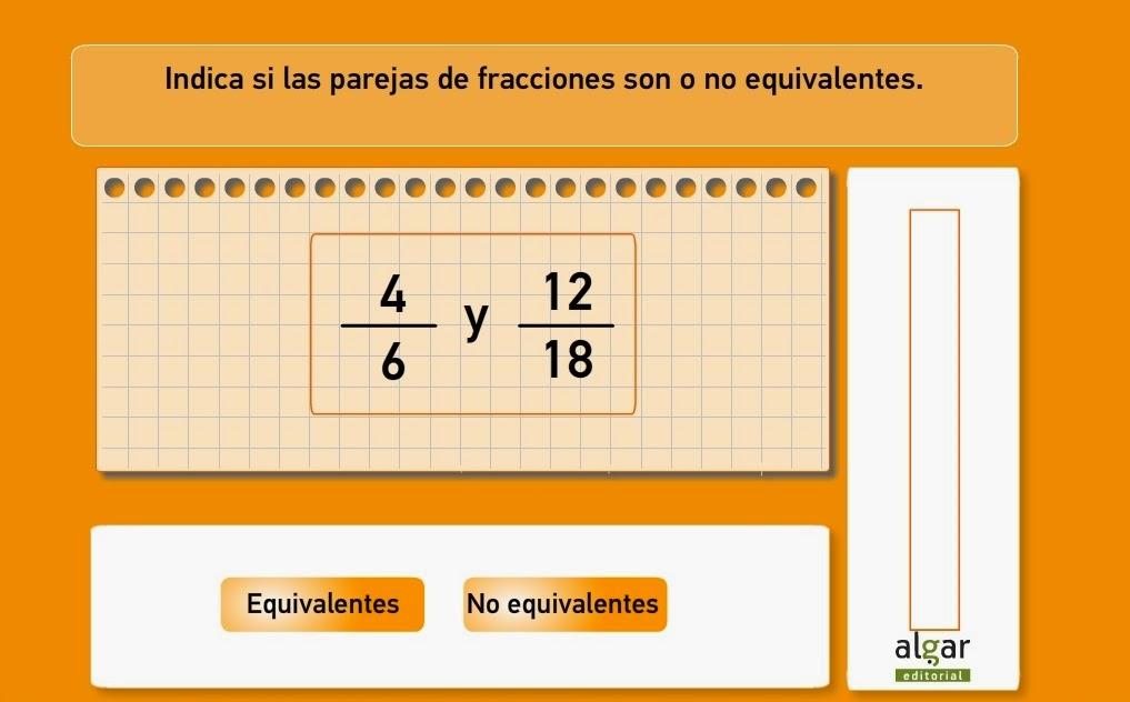http://bromera.com/tl_files/activitatsdigitals/capicua_5c_PA/C5_u15_205_2_opcions_fraccionsEquival.swf