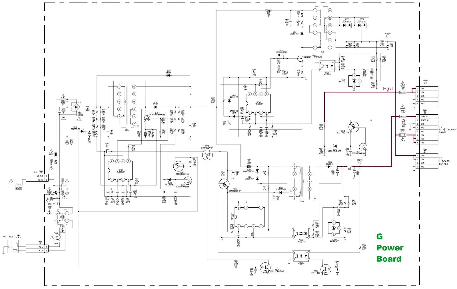 SONY SDM P232W LCD MONITOR SelfDiagnosis APQ Adjustment