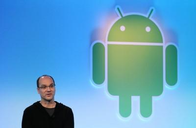 Petinggi Android Garap Proyek Rahasia di Google