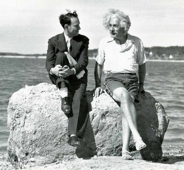 Albert Einstein, Summer 1939