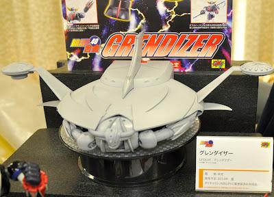 CM's Brave Gokin UFO Grendizer