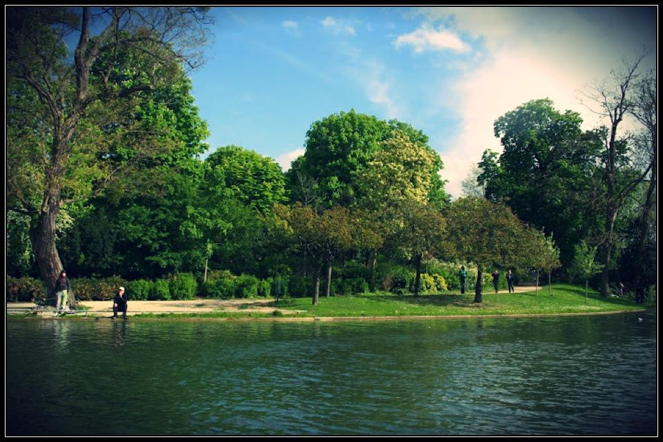 Paris Promenade en barque au bois de Vincennes  Enjoy Life In Paris ~ Bois De Vincennes Barque