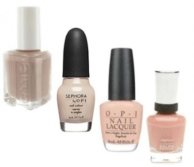 Bright Nail Polish Trends for Spring 2011