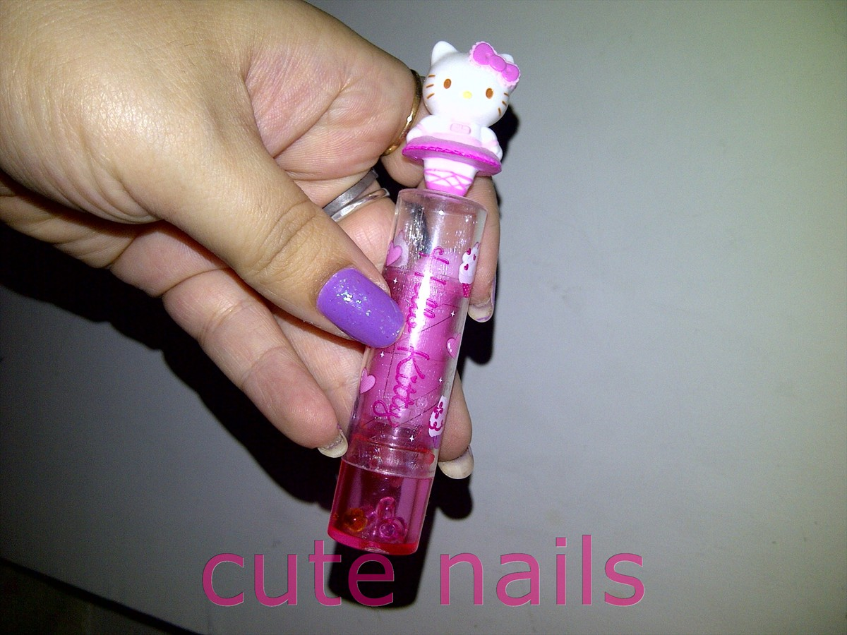 Cute Nails My Hong Kong Hello Kitty Haul