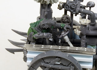Skaven Doomwheel Engineer Conversion