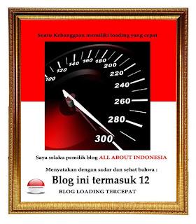 Award Blog Tercepat Bulan Juli Edisi Ke 2 Wewengkon Sumedang