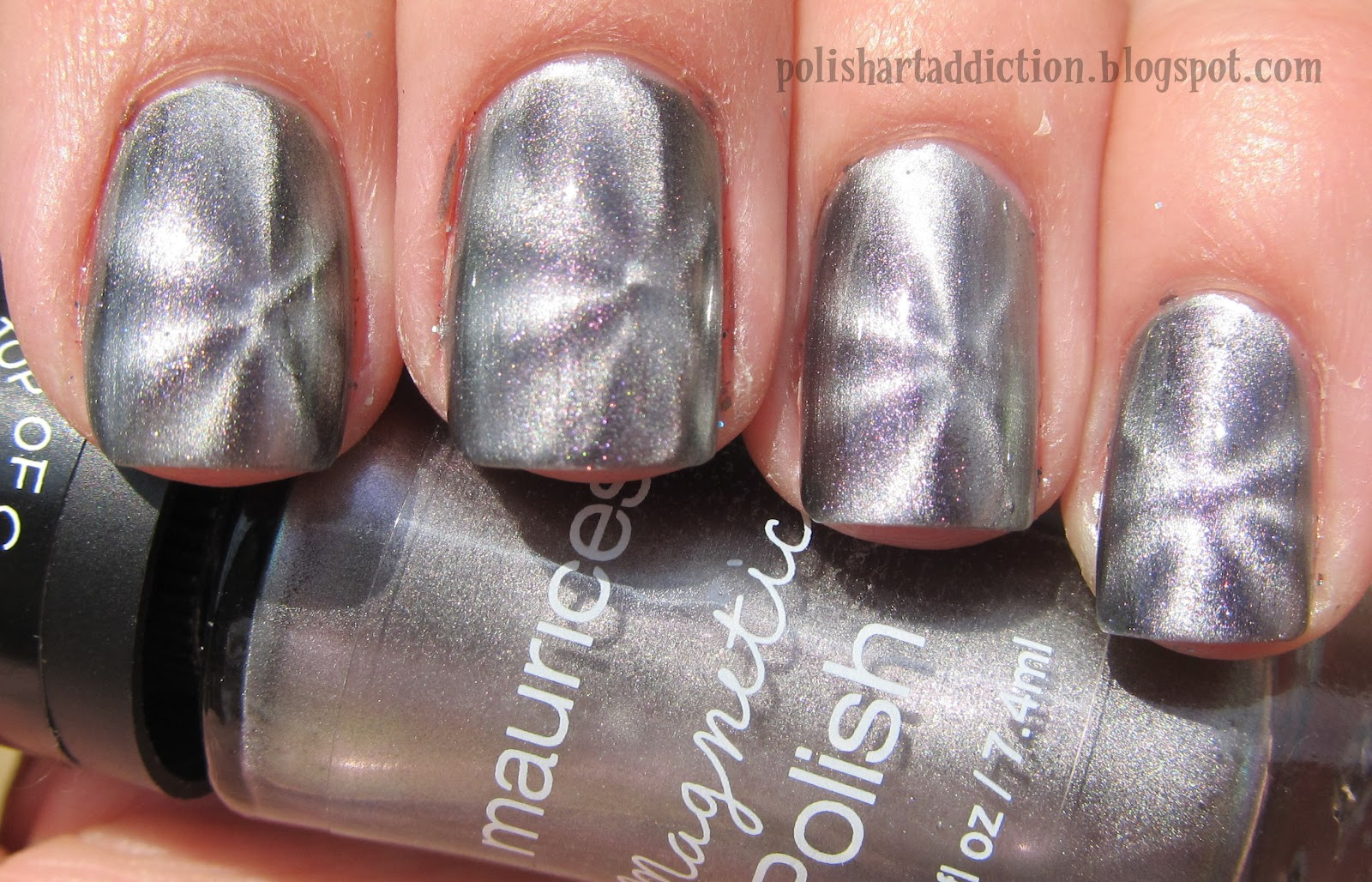 Maurice's Magnetic Polishes